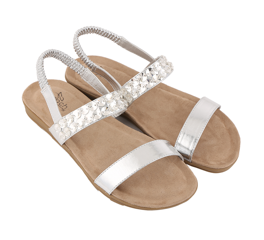 Crystal Sandals NEW