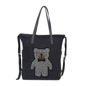 59878 Black crystal Bear