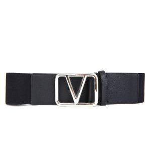 BEL020 Black V buckle