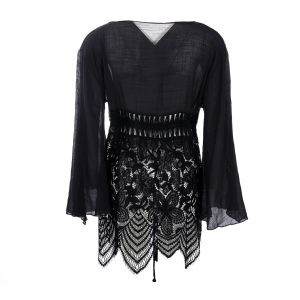 YG001 Black lace