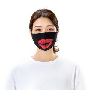 0006 Red lip