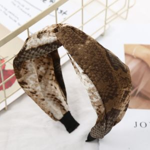 HACH5007 Brown snake skin mix