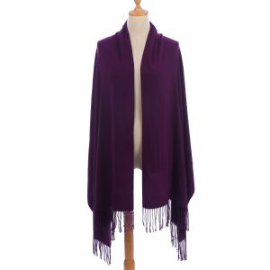 Autumn Pashmina in Purple