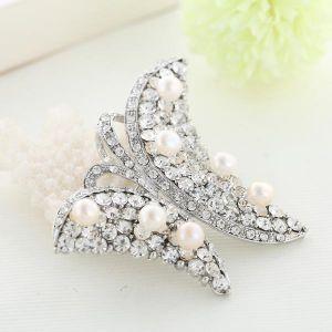 9089 Pearl butterfly