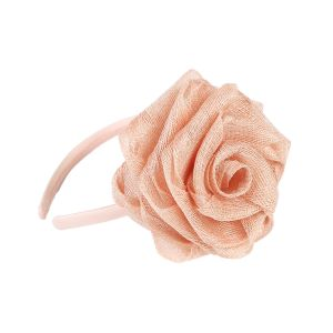 SYH1176 Single big rose in Blush