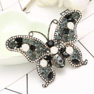 8865 Black butterfly