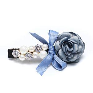 HA39 Floral Blue