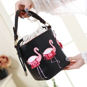 001 flamingo Black