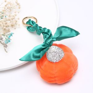 3008 diamante pumpkin in Orange