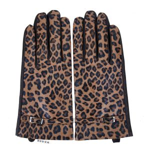 HA1919 Leopard leather