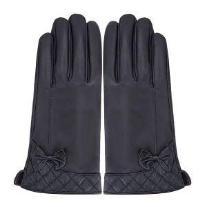 HA1920 Black leather