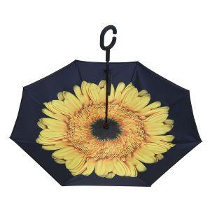 P3 Yellow sunflower print