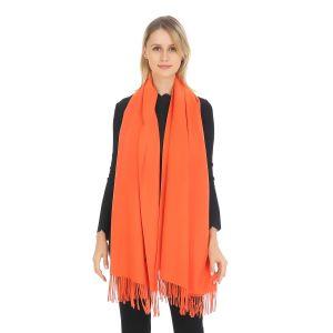 A001 Pashmina in Orange