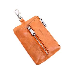 pur019 Tan key holder