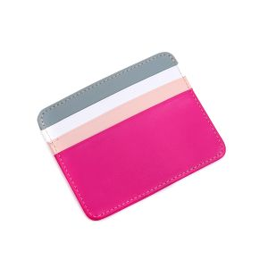 pur020 fuchsia mix card holder