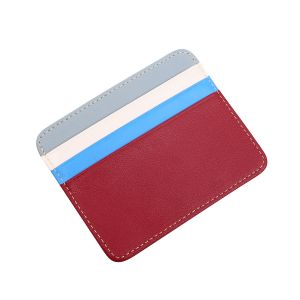 pur020 Red mix card holder
