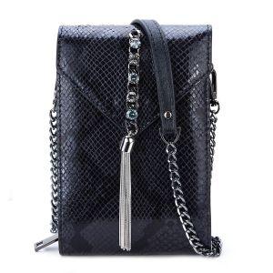 88966-1 Black genuine leather