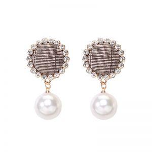 ER035 checks earrings