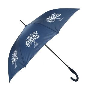 1809-1 Colour Changing Umbrella Tree of life Navy