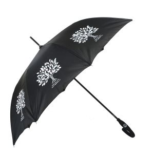 1809-4 Colour Changing Umbrella Tree of life Black