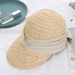 Rai 009 Natural straw hat