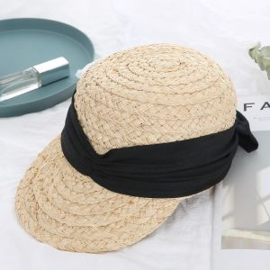 Rai 008 Natural straw hat