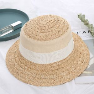 Rai 020 Natural straw hat