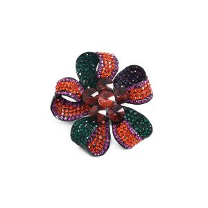 1520 Red magnetic brooch