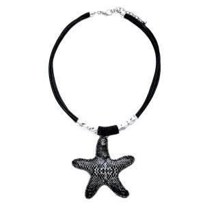 103A-35 Leather Star