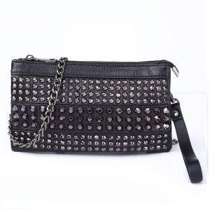 1232 Black leather