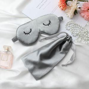 PUR024 sleeping eye masks Silver