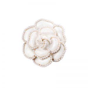 130B-10 Cream Camellia