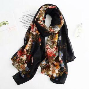 TT206 CC print floral Black